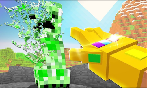 Thanos for Minecraft PE Game Hack Android and iOS 1