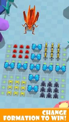 Clash of Bugs:カジュアルなバグと動物のパズルゲームのおすすめ画像2