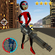 Herly Spider Stickman Rope Hero Joker Girl