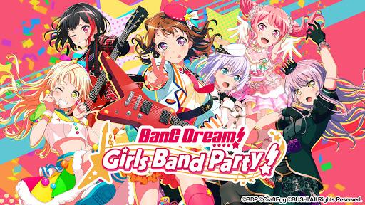 BanG Dream! Girls Band Party!  screenshots 1