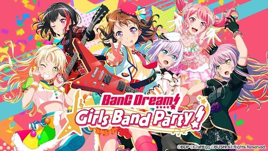 BanG Dream! Girls Band Party! Ver. 4.2.2 MOD Menu APK | God Mode 1