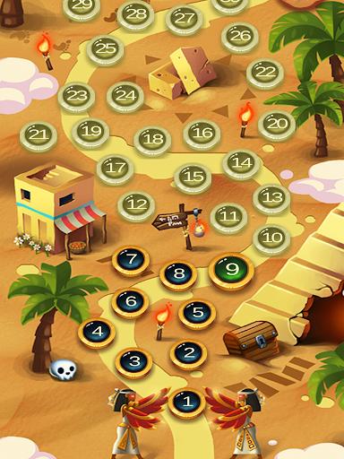 Doubleside Mahjong Cleopatra 2.9 screenshots 16