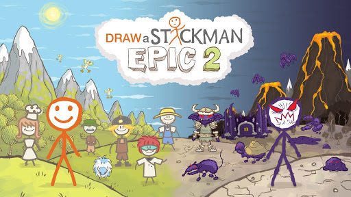 Draw a Stickman: EPIC 2  screenshots 6