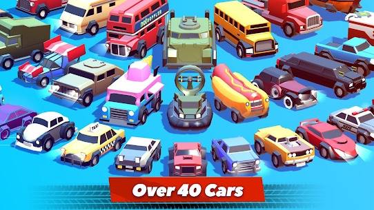 Crash of Cars (MOD, Unlimited Coins) 4