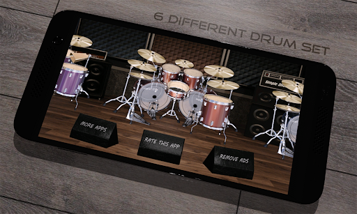 Simple Drums Rock - Realistic Drum Simulator 1.6.4 Screenshots 2