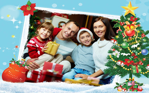 Christmas Photo Frames For PC Windows (7, 8, 10, 10X) & Mac Computer Image Number- 6
