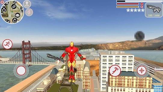 Super Iron Rope Hero – Fighting Gangstar Crime 3