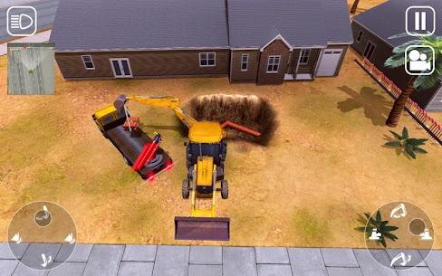 Real Construction Machine: City Builder Sim 2020 5