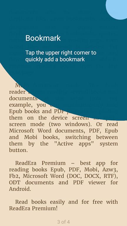 ReadEra Premium - book reader pdf, epub, word poster 7