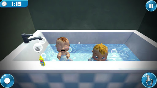 Real Mother Simulator 3D New Baby Simulator Games android2mod screenshots 3