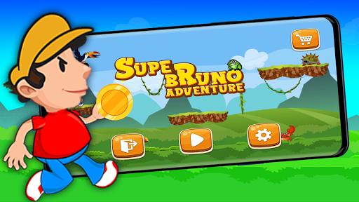 Super Bruno Adventures 4.0.3 screenshots 1