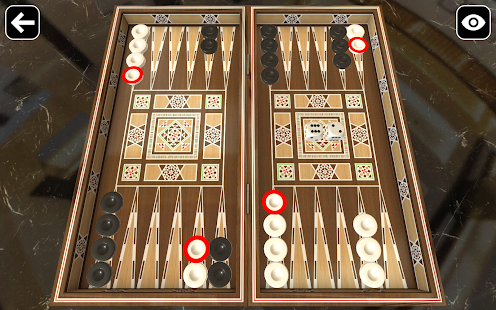 Original Backgammon 1.8 screenshots 3