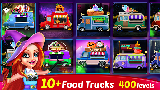 Halloween Cooking : Chef Restaurant Cooking Games apktram screenshots 23
