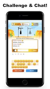 Hangman Multiplayer - Online Word Game 8.0.4 screenshots 2
