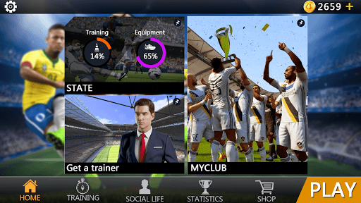 Soccer - Ultimate Team 4.1.0 screenshots 11
