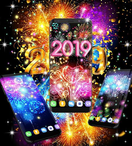 Happy new year 2021 live wallpaper 16.6 Screenshots 10
