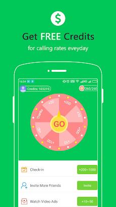 Free Calls - International Phone Calling Appのおすすめ画像4