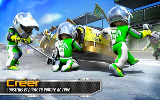 Télécharger Gratuit Big Win Racing  APK MOD (Astuce) screenshots 1
