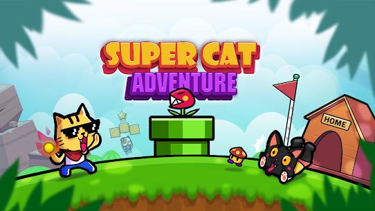 Super Cat Adventure 1