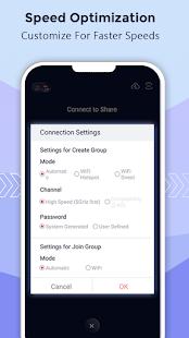 Zapya - File Transfer, Share Apps & Music Playlist 6.0 (US) Screenshots 4