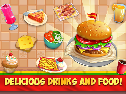 My Burger Shop 2 - Fast Food Restaurant Game  screenshots 8