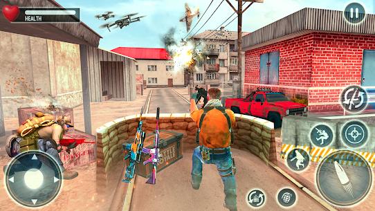 Bravo Shooter: Gun Fire Strike Mod Apk 1.49 (A Lot of Money) 4