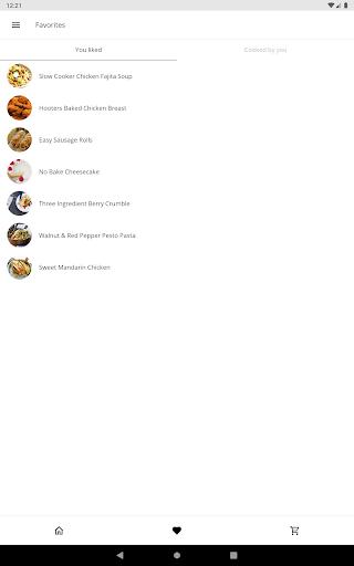 Recipes for Dinner 5.07 Screenshots 10