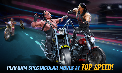 WWE Racing Showdown 1.0.3 screenshots 4