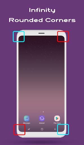 Edge Lighting : Notification, Rounded Corner  Screenshots 6