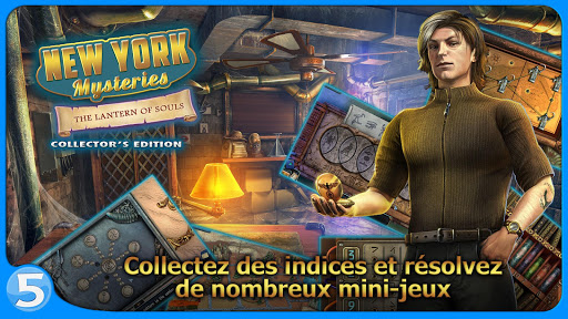 Code Triche New York Mysteries 3 (free to play) (Astuce) APK MOD screenshots 3