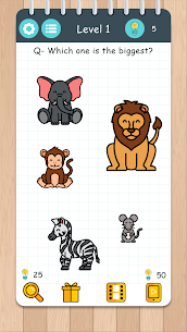 Tricky Brain Riddles Test: Puzzles and Riddles App 5