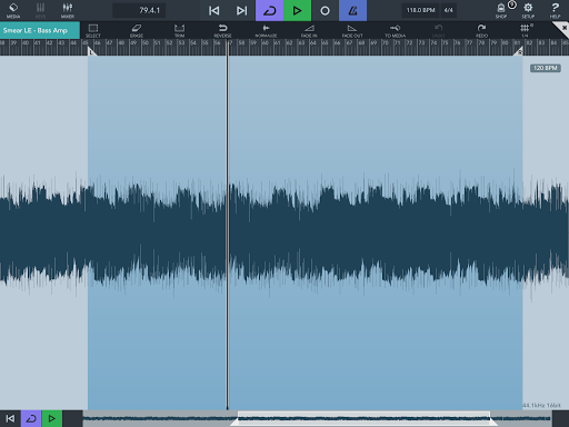 Cubasis LE 3 Trial - Music Studio and Audio Editor  Screenshots 12