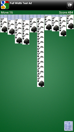 Spider Solitaire 1.2.14 screenshots 7