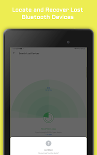 Signils™ Manage Bluetooth | Detect Unknown Devices Screenshot