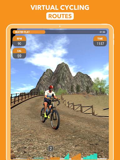 CycleGo - Indoor Cycling Workouts 3.4.1 Screenshots 16