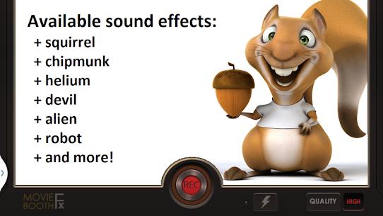Video Voice Changer FX PRO MOD APK 5