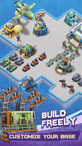 Top Defense:Merge Wars 1.0.85 screenshots 3