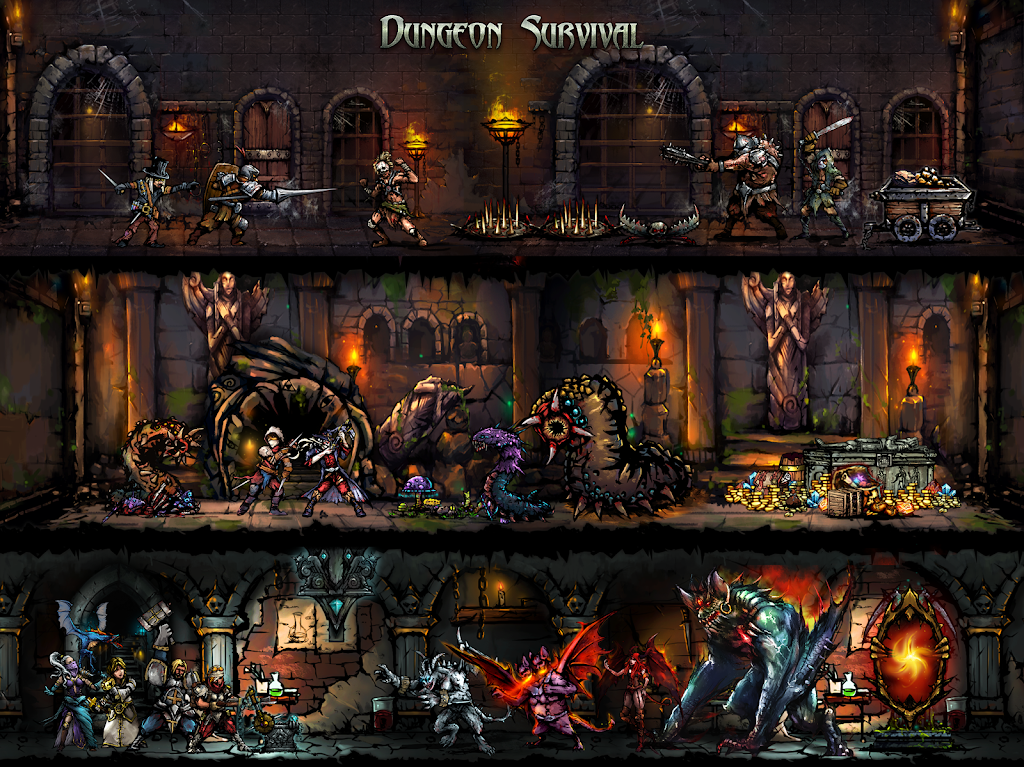 Dungeon Survival  poster 9