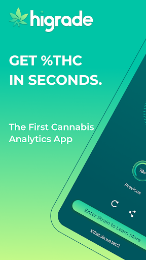 HiGrade: THC Testing & Cannabis Growing Assistant 1.0.316 Screenshots 1