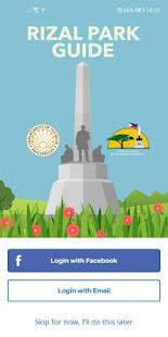 Rizal Park Guide 1.5.1 - B.01 APK screenshots 2