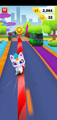 Unicorn Runner 2. Magical Running Adventure 1.0.1 screenshots 1
