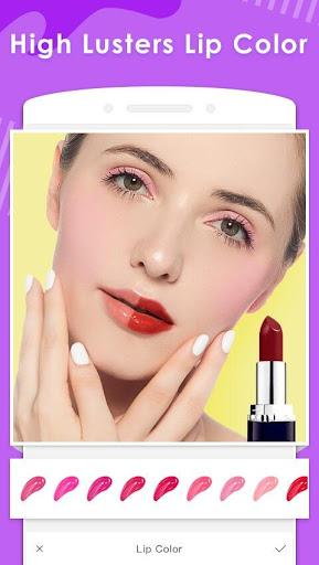 Makeup Camera-Selfie Beauty Filter Photo Editor 2.21 Screenshots 2