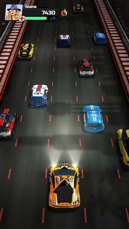 Chaos Road: Combat Racing poster 4