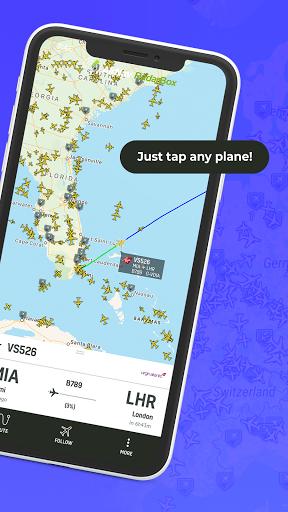RadarBox u00b7 Live Flight Tracker & Airport Status 2.1.2 Screenshots 2