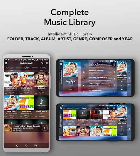 Music Player 3D Surround 7.1 (FREE)  Screenshots 5