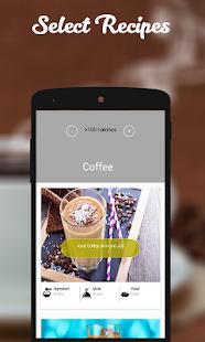 Coffee Recipes - Espresso, Latte and Cappuccino