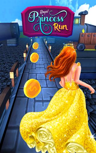 Princess Castle Runner: Endless Running Games 2020 4.0 screenshots 1