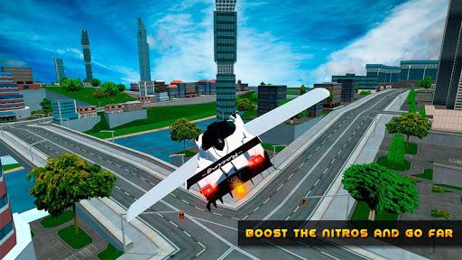 flying car real driving screenshot 2