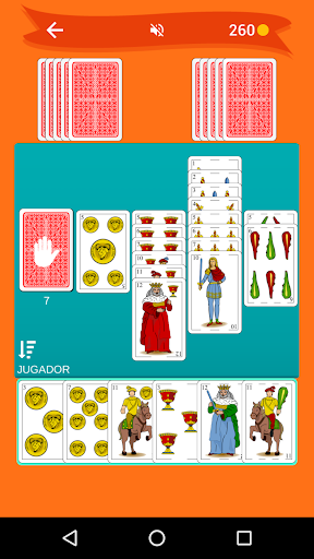Sevens: card game  screenshots 8