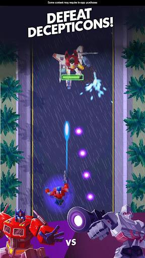 Transformers Bumblebee Overdrive: Arcade Racing 1.5 Screenshots 3